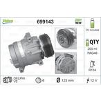 Kompresor klimatyzacji VALEO 699143