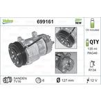 Kompresor klimatyzacji VALEO 699161