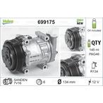 Kompresor klimatyzacji VALEO 699175