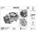 Kompresor klimatyzacji VALEO 699236