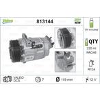 Kompresor klimatyzacji VALEO 813144