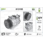 Kompresor klimatyzacji VALEO 813195