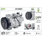 Kompresor klimatyzacji VALEO 813261