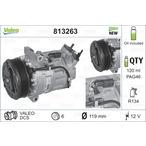 Kompresor klimatyzacji VALEO 813263