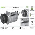 Kompresor klimatyzacji VALEO 813265