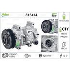 Kompresor klimatyzacji VALEO 813414