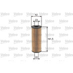 Filtr oleju VALEO 586517