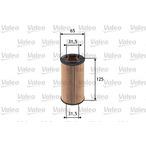 Filtr oleju VALEO 586552