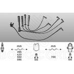 Przewody zapłonowe - zestaw EFI AUTOMOTIVE 2496