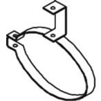 Obejma układu wydechowego DINEX 66801