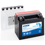 Akumulator EXIDE ETX12-BS