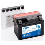 Akumulator EXIDE ETX4L-BS