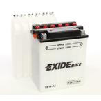 Akumulator EXIDE YB14-A2