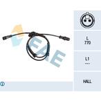 Czujnik prędkości obrotowej koła (ABS lub ESP) FAE 78026