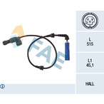 Czujnik prędkości obrotowej koła (ABS lub ESP) FAE 78033