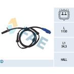 Czujnik prędkości obrotowej koła (ABS lub ESP) FAE 78034