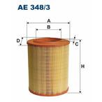 Filtr powietrza FILTRON AE 348/3