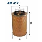 Filtr powietrza FILTRON AM 417