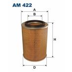 Filtr powietrza FILTRON AM 422
