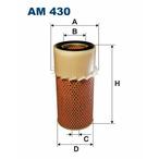 Filtr powietrza FILTRON AM 430