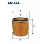 Filtr powietrza FILTRON AM 444
