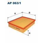 Filtr powietrza FILTRON AP 063/1