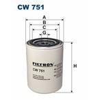 Filtr srodka chłodzącego FILTRON CW 751