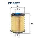 Filtr paliwa FILTRON PE 982/3