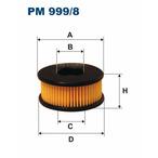 Filtr paliwa FILTRON PM 999/8