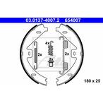 Szczęki hamulcowe hamulca postojowego - komplet ATE 03.0137-4007.2