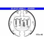 Szczęki hamulcowe hamulca postojowego - komplet ATE 03.0137-4008.2