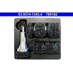 Zestaw do czyszczenia, piasta koła ATE 03.9314-1343.4