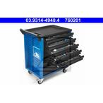 Wózek narzędziowy ATE 03.9314-4940.4