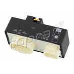 Sterownik wentylatora elektryczny (chłodzenie silnika) TOPRAN 116 620