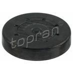Zatyczka, osie dźwigienek zaworowych - otwór montażowy TOPRAN 700 144