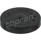 Zatyczka, osie dźwigienek zaworowych - otwór montażowy TOPRAN 700 143