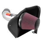 Sportowy system filtrowania powietrza K&N FILTERS 77-1567KS