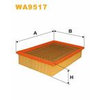 Filtr powietrza WIX FILTERS WA9517