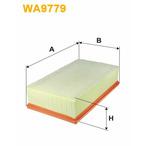 Filtr powietrza WIX FILTERS WA9779