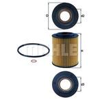 Filtr oleju KNECHT OX 154/1D