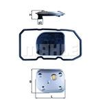 Filtr hydrauliczny automatycznej skrzyni biegów KNECHT HX 158D