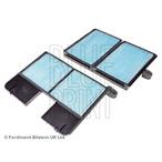 Komplet filtrów, wentylacja przestrzeni pasażerskiej BLUE PRINT ADT32509