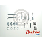 Zestaw montażowy szczęk hamulcowych hamulca postojowego AUTOFREN SEINSA D31010A