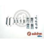 Zestaw montażowy szczęk hamulcowych hamulca postojowego AUTOFREN SEINSA D3945A