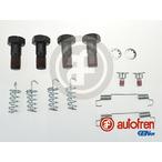 Zestaw montażowy szczęk hamulcowych hamulca postojowego AUTOFREN SEINSA D3965A