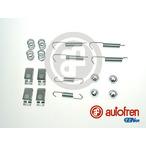 Zestaw montażowy szczęk hamulcowych hamulca postojowego AUTOFREN SEINSA D3982A
