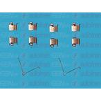 Zestaw akcesoriów klocków hamulcowych AUTOFREN SEINSA D42350A