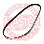 Pasek klinowy wielorowkowy MASTER-SPORT 3PK885-PCS-MS