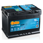 Akumulator CENTRA CK700