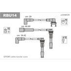 Przewody zapłonowe - zestaw JANMOR RBU14